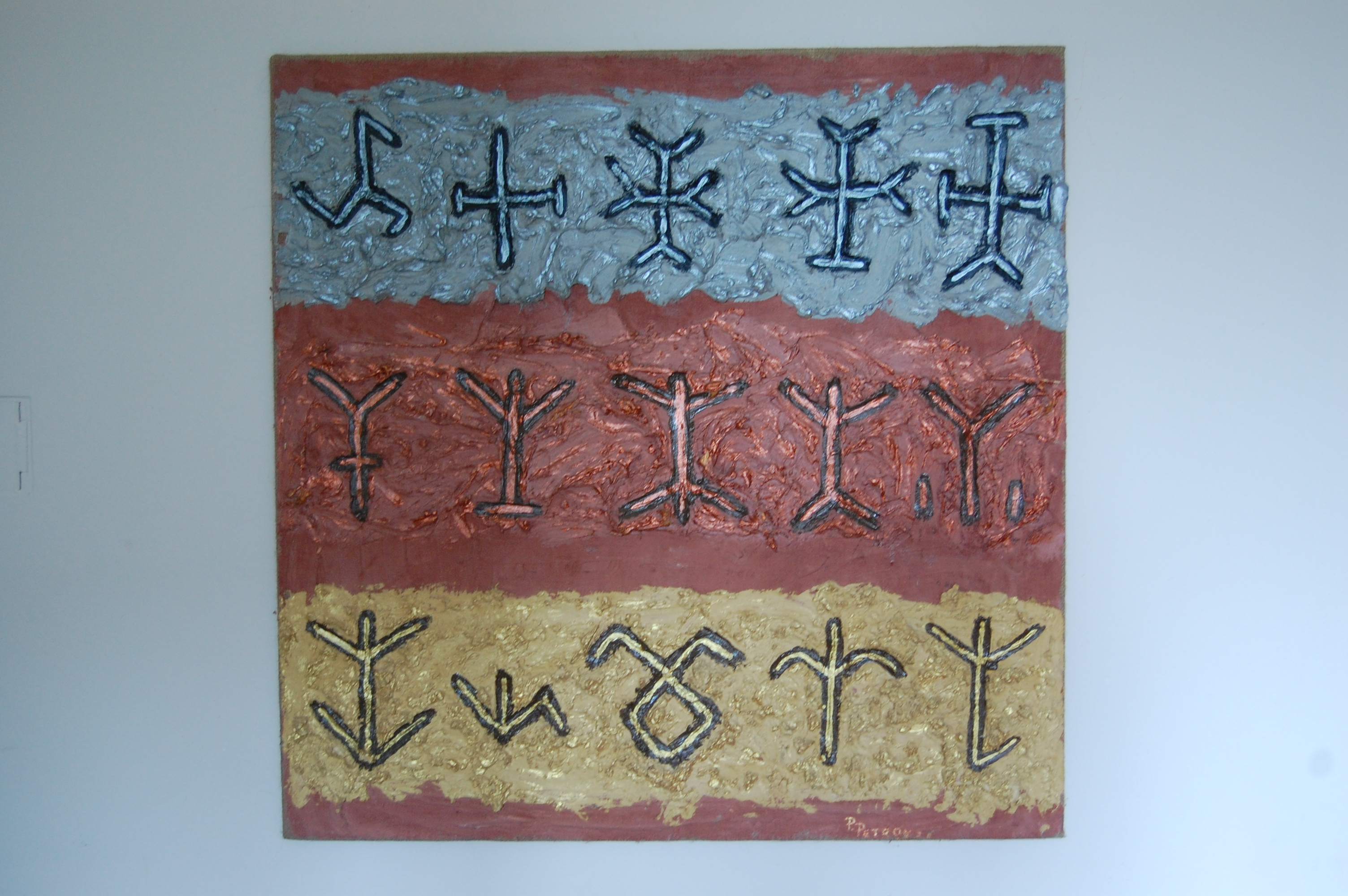 Httpwww Overlordsofchaos Comhtmlorigin Of The Word Jew Html: PROTO BULGARIAN RUNIC SIGNS